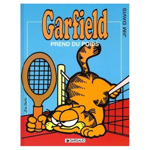 Jim Davis - Garfield: Garfield Prend Du Poids - Preis vom 20.09.2021 04:52:36 h