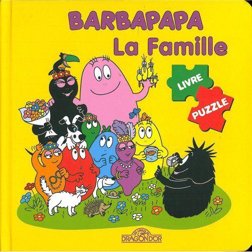 - Barbapapa Puzzlebuch Puzzle Familie Barbapapa - Preis vom 09.09.2021 04:54:33 h