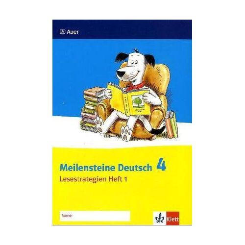 - MEILENSTEINE DEUTSCH, LESESTRATEGIEN - Preis vom 19.06.2021 04:48:54 h
