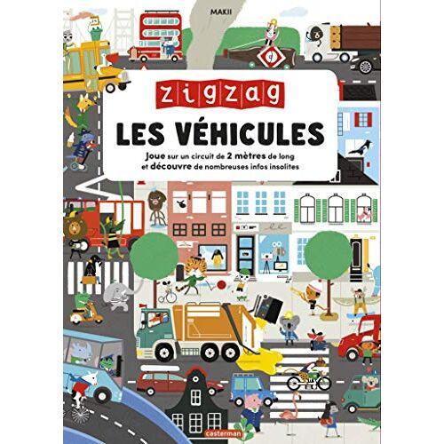 - Zigzag - Les Véhicules - Preis vom 18.06.2021 04:47:54 h