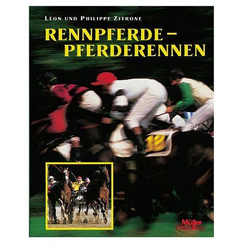 Léon Zitrone - Rennpferde. Pferderennen - Preis vom 21.06.2021 04:48:19 h