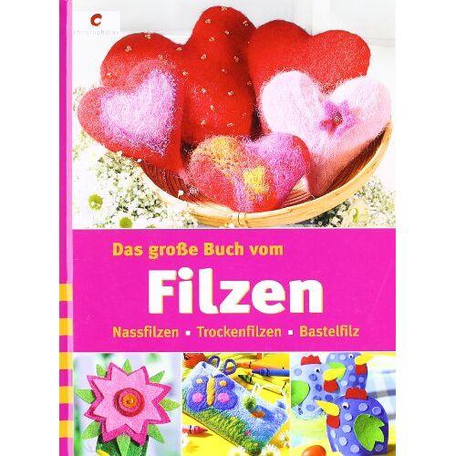 - Das große Buch vom Filzen: Nassfilzen, Trockenfilzen, Bastelfilz - Preis vom 17.06.2021 04:48:08 h