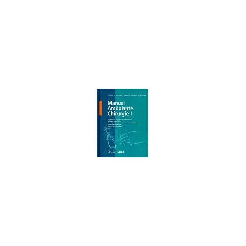 J. Bauch - Manual Ambulante Chirurgie, in 2 Bänden - Preis vom 19.06.2021 04:48:54 h