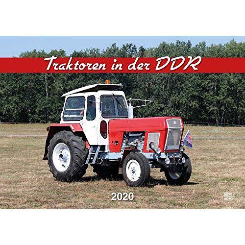 - Traktoren in der DDR 2020 - Preis vom 21.06.2021 04:48:19 h