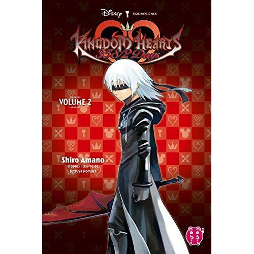 - Kingdom Hearts 358/2 Days, Intégrale Tome 2 : Intégrale - Preis vom 12.09.2021 04:56:52 h