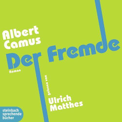 Albert Camus - Der Fremde (genehmigte Lesefassung): steinbach auserlesen. Genehmigte Lesefassung - Preis vom 11.06.2021 04:46:58 h