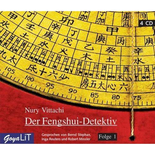 Nury Vittachi - Der Fengshui-Detektiv Folge 1 - Preis vom 16.06.2021 04:47:02 h