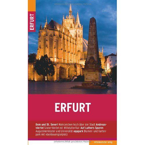 Andreas Schareck - Erfurt: Stadtführer - Preis vom 29.07.2021 04:48:49 h