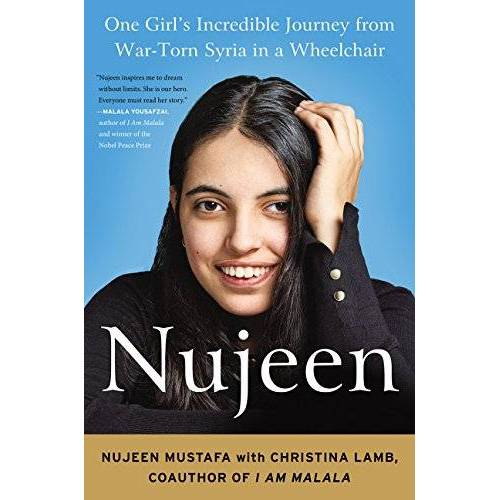 Nujeen Mustafa - Nujeen: One Girl's Incredible Journey from War-Torn Syria in a Wheelchair - Preis vom 11.06.2021 04:46:58 h