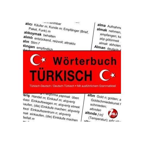 - Türkisch: Türkisch-Deutsch/Deutsch-Türkisch - Preis vom 15.10.2021 04:56:39 h