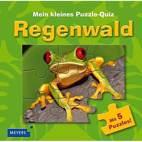 - Mein kleines Puzzle-Quiz: Regenwald - Preis vom 13.09.2021 05:00:26 h