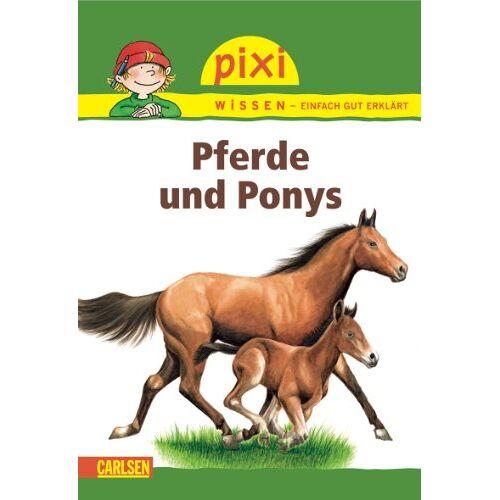 - Pixi Wissen, Band 1: VE 5 Pferde und Ponys - Preis vom 21.06.2021 04:48:19 h