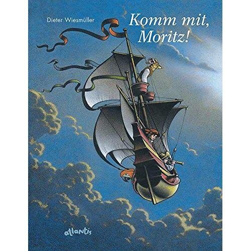 Dieter Wiesmüller - Komm mit, Moritz! - Preis vom 17.05.2021 04:44:08 h