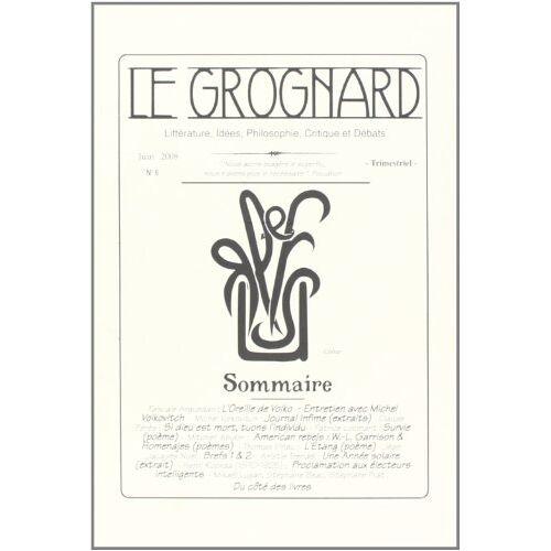Collectif - Le Grognard - Preis vom 16.06.2021 04:47:02 h