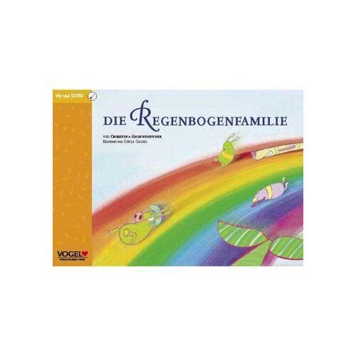 Christina Gschwendtner - Die Regenbogenfamilie - Preis vom 22.06.2021 04:48:15 h