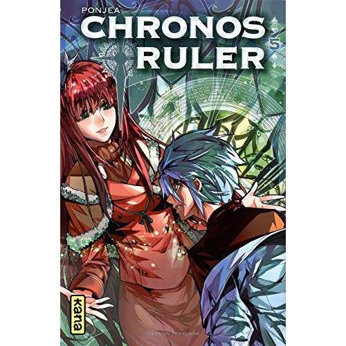 - Chronos Ruler, Tome 5 : - Preis vom 15.06.2021 04:47:52 h