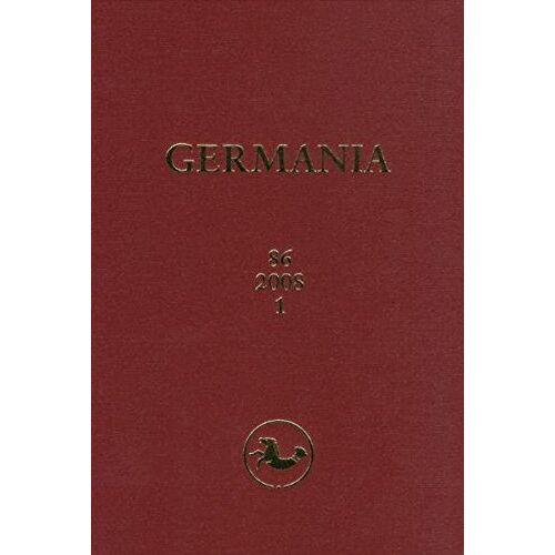 Römisch Germanische Kommission Dai - Germania Band 86/1 - Preis vom 22.06.2021 04:48:15 h