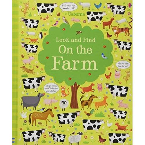 Kirsteen Robson - Farm Picture Puzzle Book (Look and Find) - Preis vom 19.06.2021 04:48:54 h
