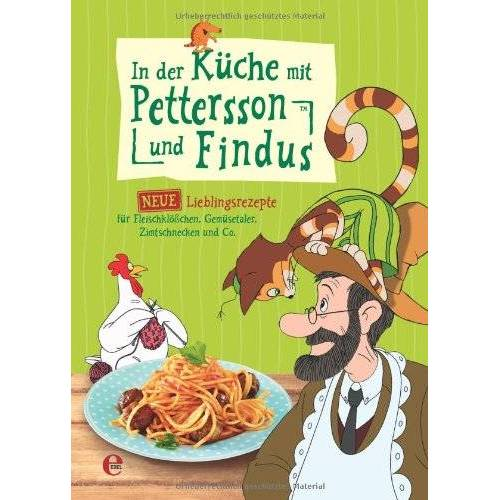 - In der Küche mit Pettersson und Findus: Unsere neuen Lieblingsrezepte: Fleischklößchen, Lachspizza, Gemüsetaler, Zimtschnecken und Co. - Preis vom 16.06.2021 04:47:02 h