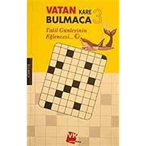 Eser Sahibi Yok - Vatan Kare Bulmaca 3 - Preis vom 17.06.2021 04:48:08 h