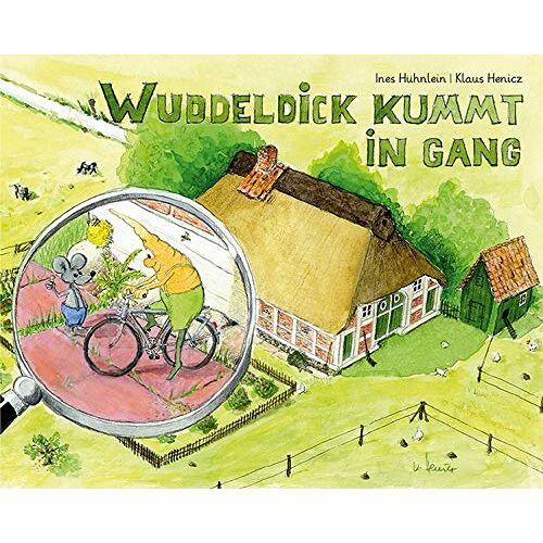 Ines Hühnlein - Wuddeldick kummt in Gang - Preis vom 12.06.2021 04:48:00 h