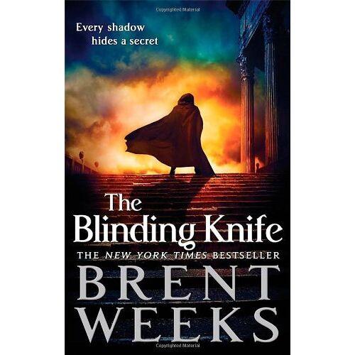 Brent Weeks - Lightbringer 2. The Blinding Knife - Preis vom 17.06.2021 04:48:08 h