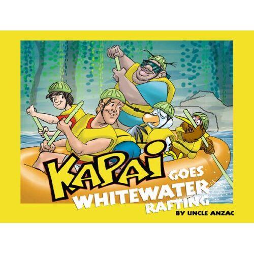 Uncle Anzac - Kapai Goes Whitewater Rafting - Preis vom 13.06.2021 04:45:58 h