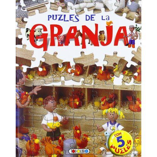 Manuela Martin - Puzles de la Granja (Libro puzle de 24 piezas) - Preis vom 17.06.2021 04:48:08 h
