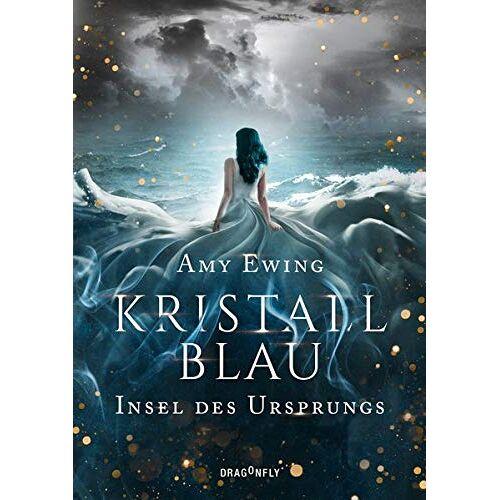 Amy Ewing - Kristallblau - Insel des Ursprungs - Preis vom 15.10.2021 04:56:39 h