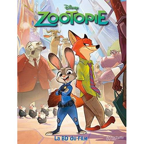 Disney - Zootopie : La BD du film - Preis vom 09.06.2021 04:47:15 h