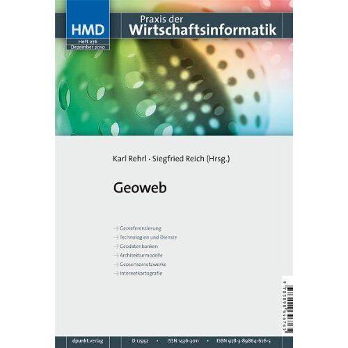Karl Rehrl - Geoweb - Preis vom 17.05.2021 04:44:08 h