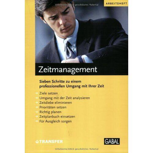 - Zeitmanagement - Preis vom 23.07.2021 04:48:01 h