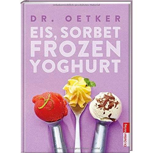 Dr. Oetker - Eis, Sorbet, Frozen Yoghurt - Preis vom 29.07.2021 04:48:49 h