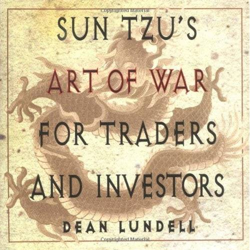 Dean Lundell - Sun Tzu's Art of War for Traders and Investors - Preis vom 22.06.2021 04:48:15 h