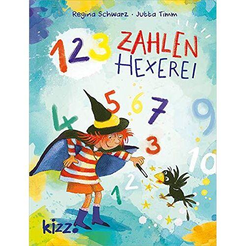 Regina Schwarz - 1-2-3 Zahlenhexerei - Preis vom 09.06.2021 04:47:15 h