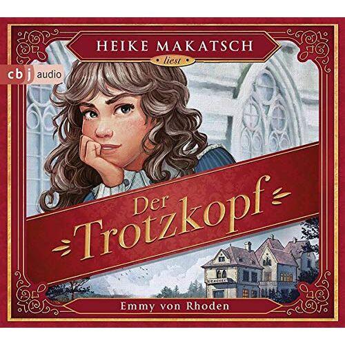 Rhoden, Emmy von - Der Trotzkopf (Nostalgie für Kinder, Band 4) - Preis vom 13.10.2021 04:51:42 h