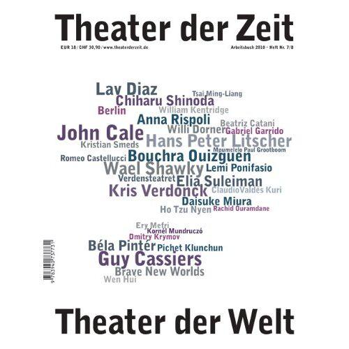 Eilers, Dorte Lena - Theater der Welt - Preis vom 09.06.2021 04:47:15 h