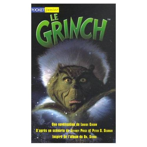 Dr. Seuss - Le Grinch How the Grinch Stole Christmas - Preis vom 13.06.2021 04:45:58 h
