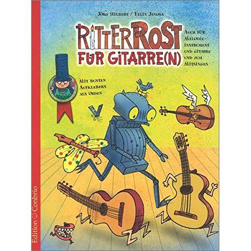 - Ritter Rost für Gitarre(n) - Preis vom 15.06.2021 04:47:52 h