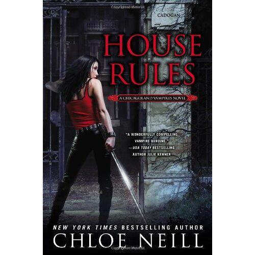 Chloe Neill - House Rules: A Chicagoland Vampires Novel - Preis vom 22.06.2021 04:48:15 h