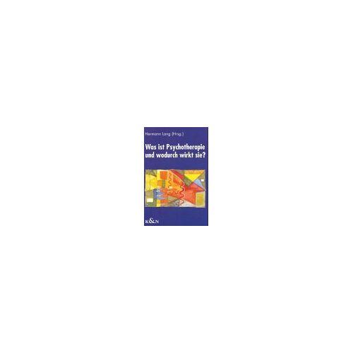 Hermann Lang - Was ist Psychotherapie und wodurch wirkt sie? - Preis vom 24.07.2021 04:46:39 h