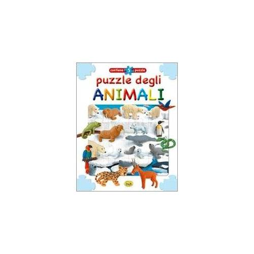 - Puzzle degli animali (Puzzle grandi) - Preis vom 13.06.2021 04:45:58 h