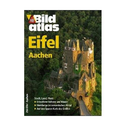 - HB Bildatlas Nr. 18 : Eifel.Mit Autoatlas 1 : 150 000 - Preis vom 17.06.2021 04:48:08 h