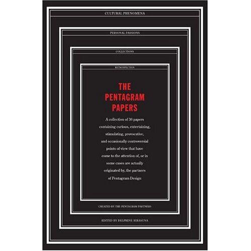 Pentagram Partners - Pentagram Papers - Preis vom 02.08.2021 04:48:42 h