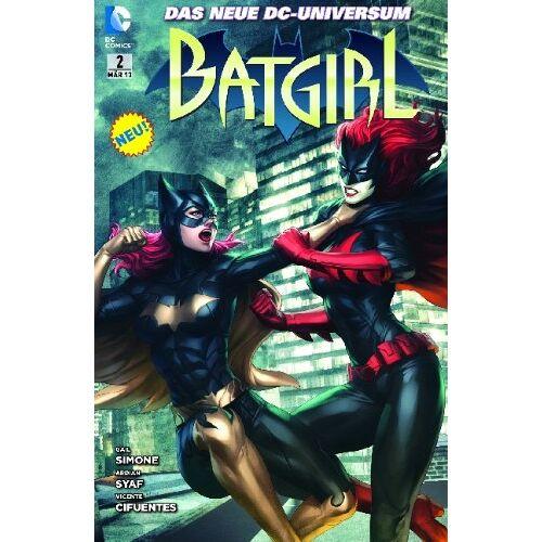 Gail Simone - Batgirl, Bd. 2 - Preis vom 19.06.2021 04:48:54 h