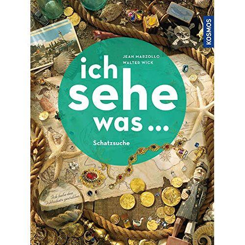 Walter Wick - Schatzsuche: Ich sehe was ... - Preis vom 15.06.2021 04:47:52 h