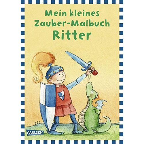 - Mein kleines Zauber-Malbuch: Ritter - Preis vom 11.10.2021 04:51:43 h