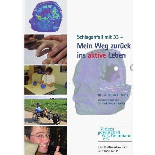 Pfeifer, Bruno J - Schlaganfall mit 33 - Mein Weg zurück ins aktive Leben [ DVD ] - Preis vom 24.07.2021 04:46:39 h