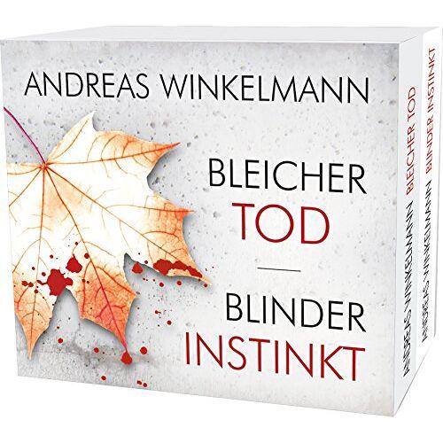 Andreas Winkelmann - Andreas-Winkelmann-Box (Bleicher Tod, Blinder Instinkt) - Preis vom 19.06.2021 04:48:54 h