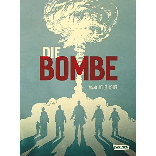 Alcante - Die Bombe - 75 Jahre Hiroshima: Die Entwicklung der Atombombe - Preis vom 16.06.2021 04:47:02 h
